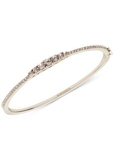 Marchesa Crystal Bangle Bracelet