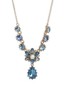 Marchesa Crystal Y-Necklace