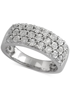 Marchesa Diamond Band (2 ct. t.w.) in 18k White Gold