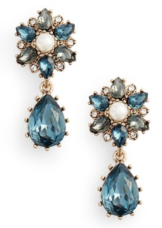 Marchesa Double Drop Earrings