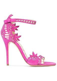 Marchesa Margaret sandals - Pink & Purple