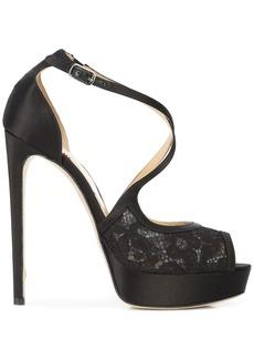 Marchesa Mattie open toe sandals - Black