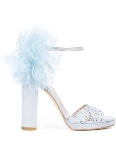 Marchesa Mira sandals - Blue