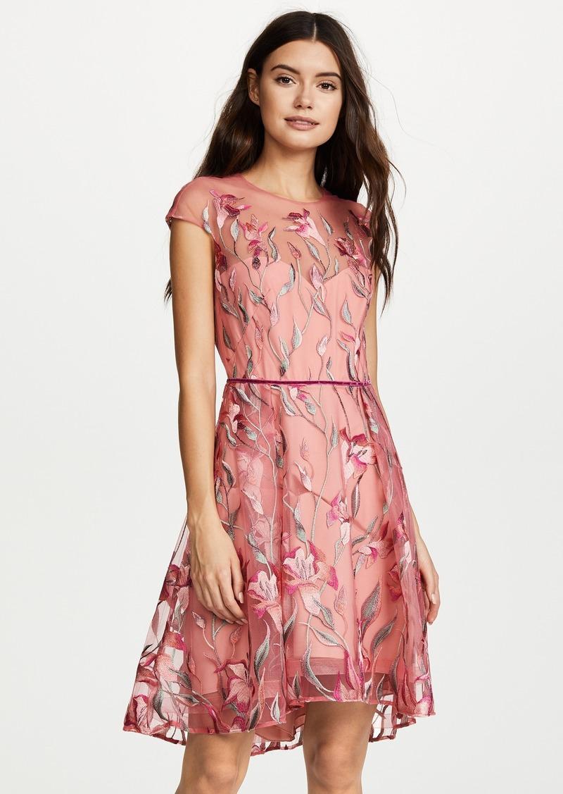 Marchesa Marchesa Notte Cap Sleeve Cocktail Dress | Dresses - Shop ...