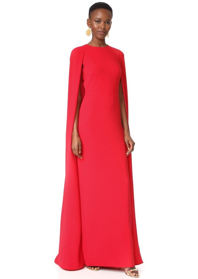 Marchesa Marchesa Notte Cape Gown | Dresses