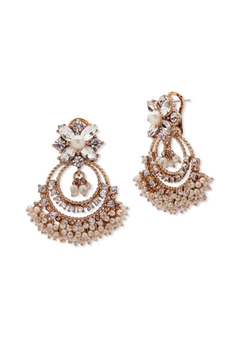 Marchesa Pearl Chandelier Earrings