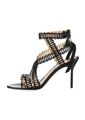 d8718c4d8d Marchesa Sarah Strappy Evening Sandal Marchesa Sarah Strappy Evening Sandal