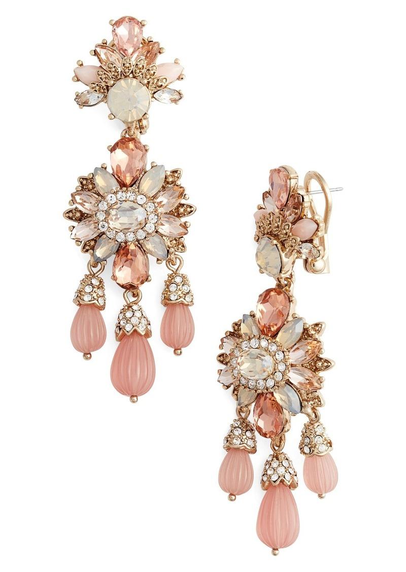 Marchesa Marchesa Drama Chandelier Earrings | Jewelry - Shop It To Me