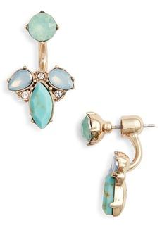 Marchesa Stone Floater Earrings