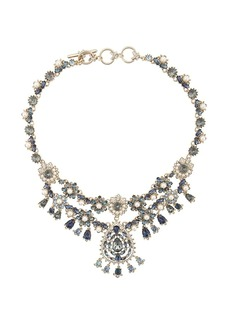 Marchesa short chandelier necklace