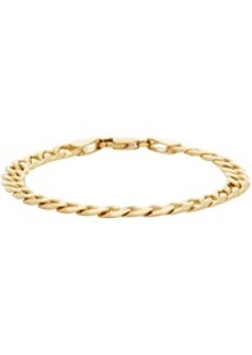 Maria Black Gold Forza Bracelet