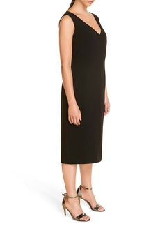 Marina Rinaldi Divinita Convertible Sheath Dress (Plus Size)
