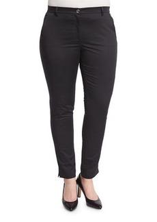 Marina Rinaldi Renzo Low-Rise Slim Pants