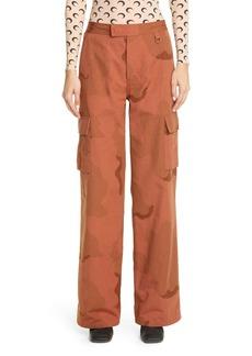 Marine Serre Regenerated Military Pants