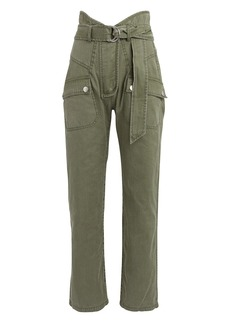 Marissa Webb Thomas Canvas Cargo Pants