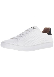 Mark Nason Los Angeles Men's Bryson Sneaker  white/black