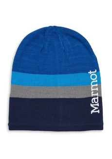 Marmot Embroidered Beanie