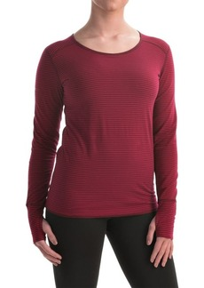 Marmot Hannah Reversible Shirt - UPF 30, Stretch Cotton, Long Sleeve (For Women)