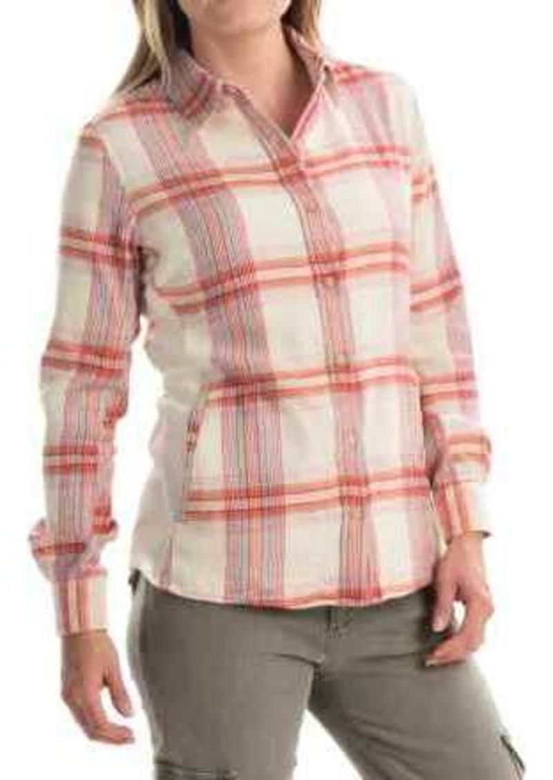 Marmot Maci Flannel Shirt - UPF 50, Long Sleeve (For Women)