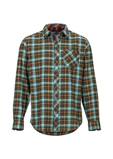 Marmot Men's Anderson Lightweight Flannel LS Shirt