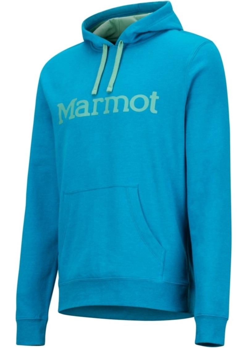 Marmot Men's Logo Hoodie