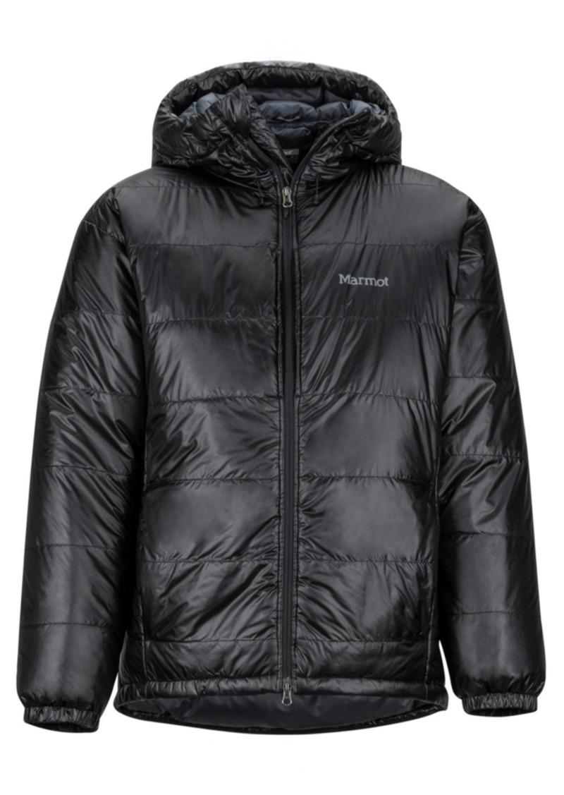 Marmot Men's West Rib Down Hooded Parka Jacket