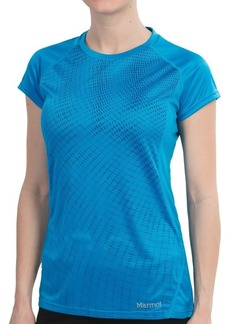 Marmot Moisture-Wicking Shirt -UPF 50, Short Sleeve (For Women)