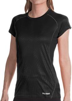 Marmot Moisture-Wicking Shirt -UPF 50, Short Sleeve (For Women)