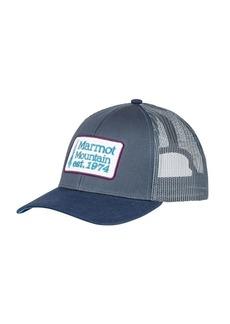 Marmot Retro Cotton Trucker Hat
