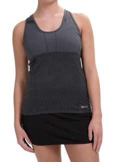 Marmot Stability Tank Top - UPF 40, Built-In Bra (For Women)