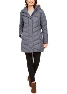 Marmot Strollbridge Hooded Faux-Fur-Trim Coat