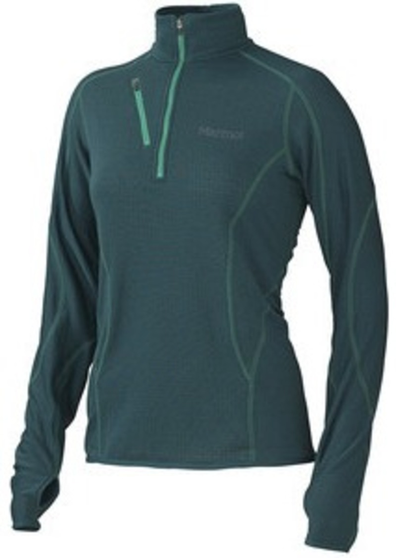 Marmot Thermo Fleece Pullover - 1/2-Zip - Women's