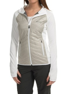 Marmot Variant Hooded Jacket - Polartec® Power Stretch®, Insulated (For Women)