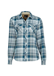 Marmot Women's Bridget Flannel LS Shirt