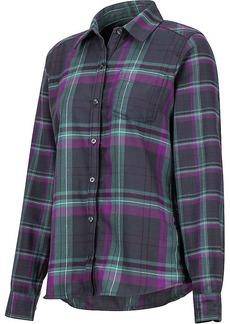Marmot Women's Jensen Lt. Weight Flannel Shirt