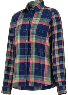Marmot Women's Jensen Lt. Weight Flannel Shirt