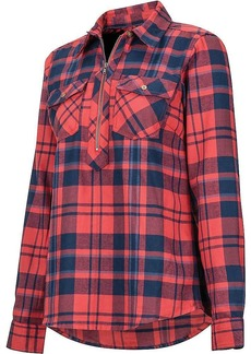 Marmot Women's Joss Lt. Weight Flannel Shirt