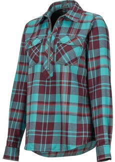 Marmot Women's Joss Lt. Weight Flannel Shirt