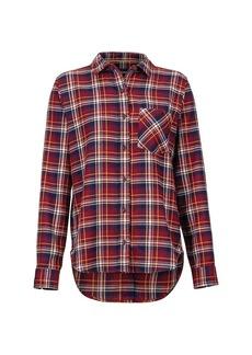 Marmot Women's Maggie Midweight Flannel LS Shirt