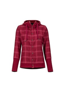 Marmot Women's Stowe Heavyweight Flannel LS Shirt