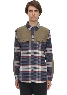 Marmot Needle Peak Cotton Blend Shirt