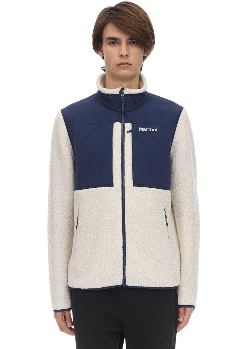 Marmot Wiley Faux Shearling Jacket