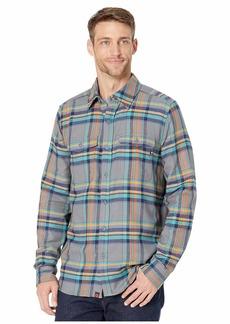 Marmot Zephyr Cove Midweight Flannel Long Sleeve Shirt