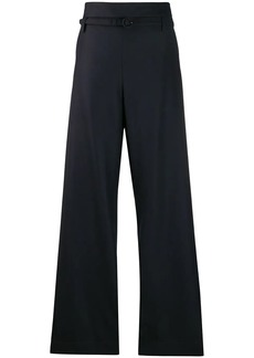 Marni high-waisted twisted trousers