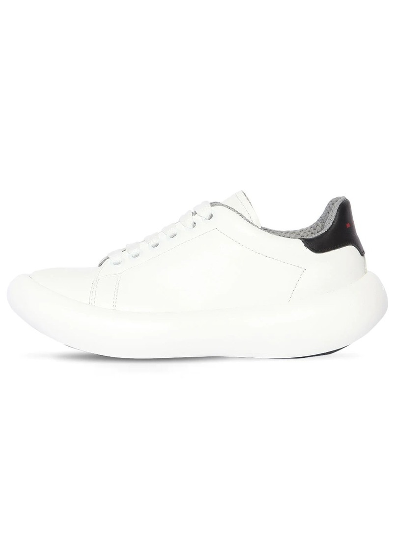 Marni 40mm Leather Sneakers