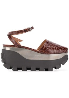 Marni 80 platform sandals