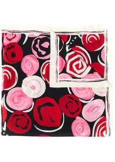 Marni abstract-print scarf