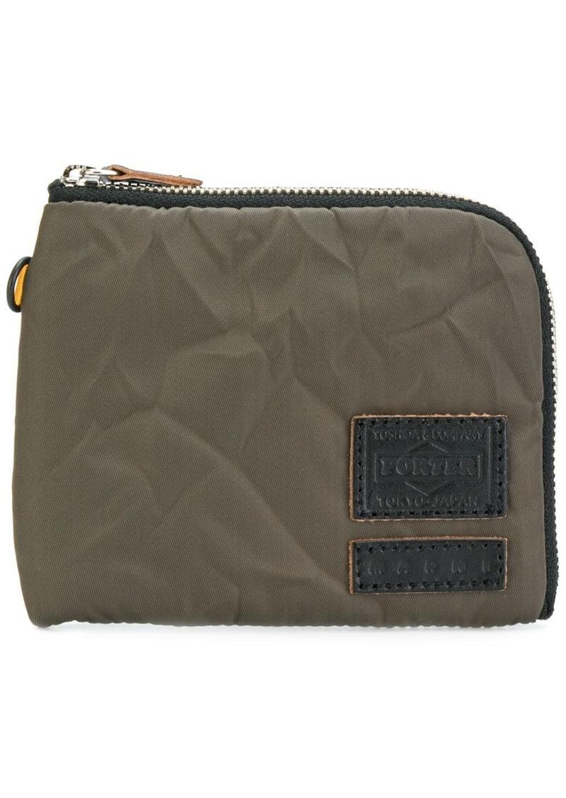 Marni all around zip wallet