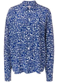 Marni all-over print shirt