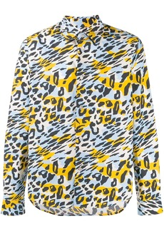 Marni animal print shirt